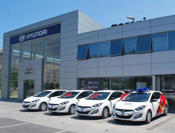 Silbo preuzeo svoj 60-ti Hyundai