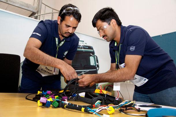 Proglašen pobednik najvećeg svetskog takmičenja zaposlenih u Volvo servisnim radionicama