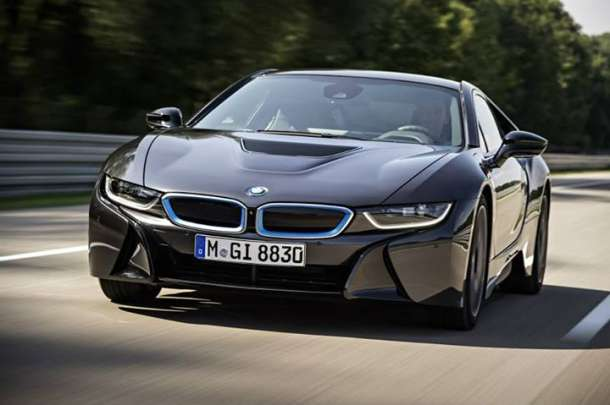 Premijera BMW i8 u Frankfurtu!