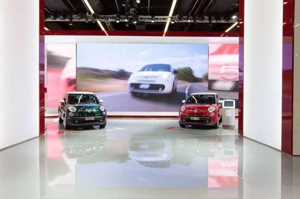 Šta je Fiat prikazao u Frankfurtu