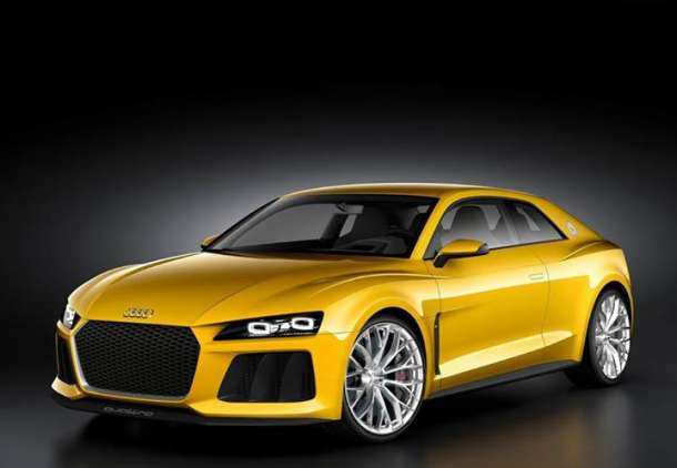 Audi Sport Quattro Koncept