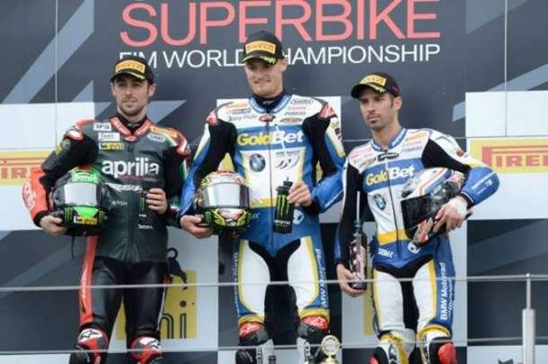 Dvostruka pobeda za BMW Motorrad Goldbet SBK tim na Nurburgringu