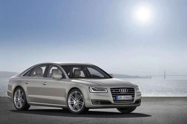 Unapređena verzija Audi A8