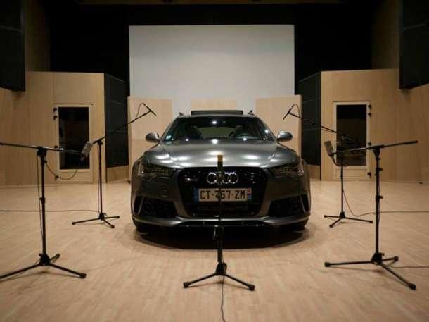 Audi RS 6 Avant - 3D zvuk