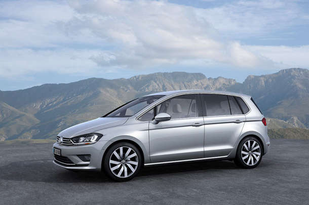 Novi VW Golf Sportsvan
