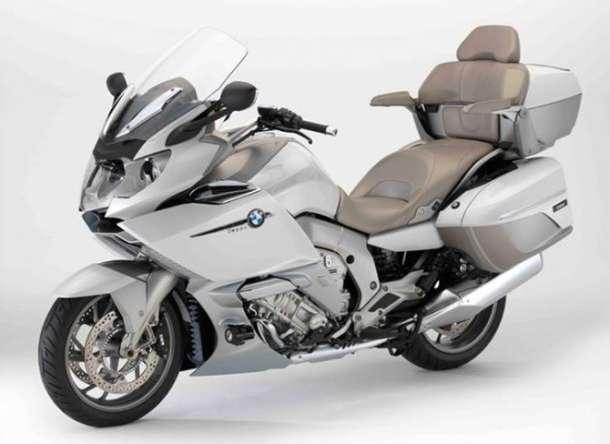 Novi BMW K 1600 GTL Exclusive