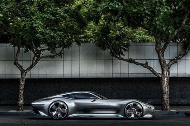 AMG Vision Gran Turismo 1 Mercedes Vision Gran Turismo