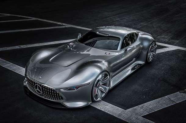 AMG Vision Gran Turismo 2 Mercedes Vision Gran Turismo