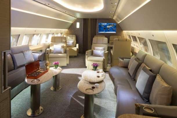 Airbus predstavio korporativne avione ACJ318 i ACJ319 u Dubaiju