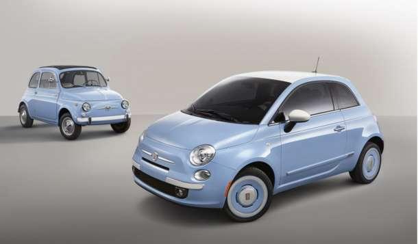 "Fiat 500 retro izdanje ""1957 Edition"""