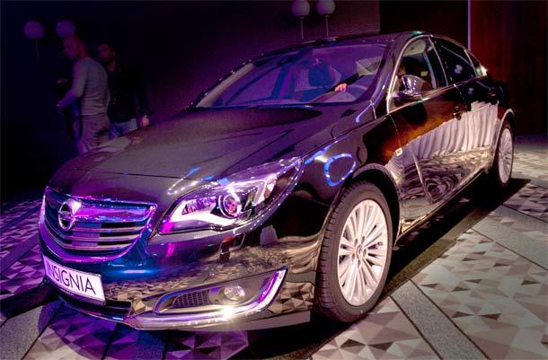 Nova Opel Insignia - ekskluzivna promocija u Beogradu