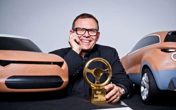 Počasni Zlatni volan za Petera Schreyera