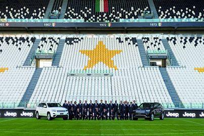 Jeep i dalje sponzor Juventusa
