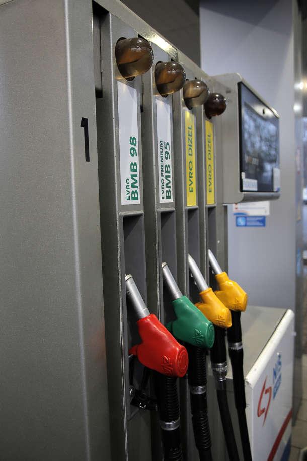 Evro BMB 98 - novo gorivo iz NIS-a