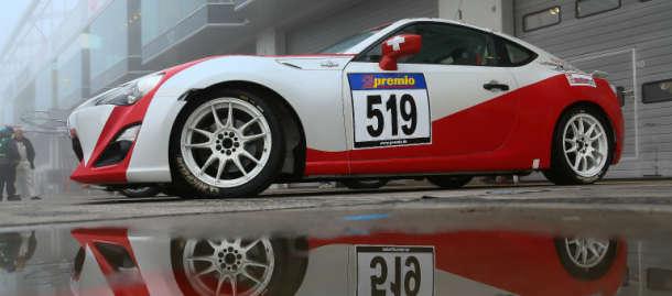 Nagradni fond za Toyota TMG GT86 kup iznosi 86.000 €