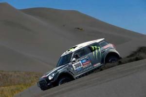 Dakar 2014: posle 5. etape čak 4 MINI-ja u prvih pet!