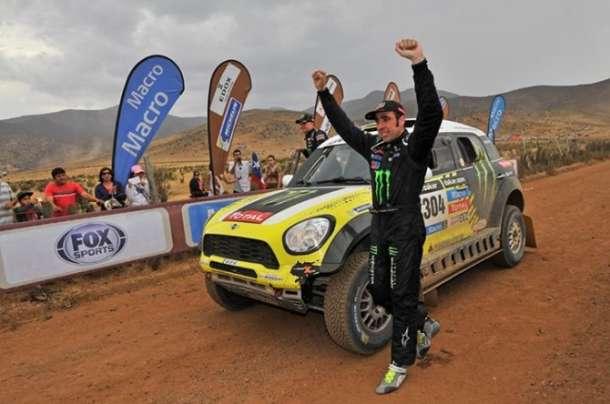 Dakar 2014: MINI na prve tri pozicije!