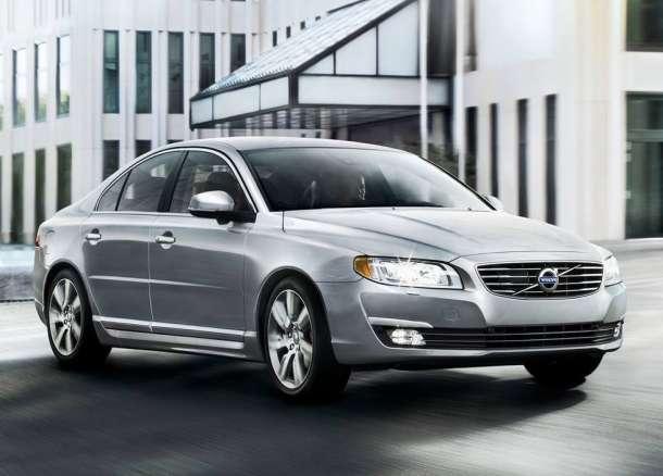 Volvo S80 zaradio 2014 top Safety Pick