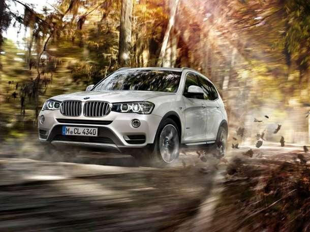 Stigao je novi BMW X3!