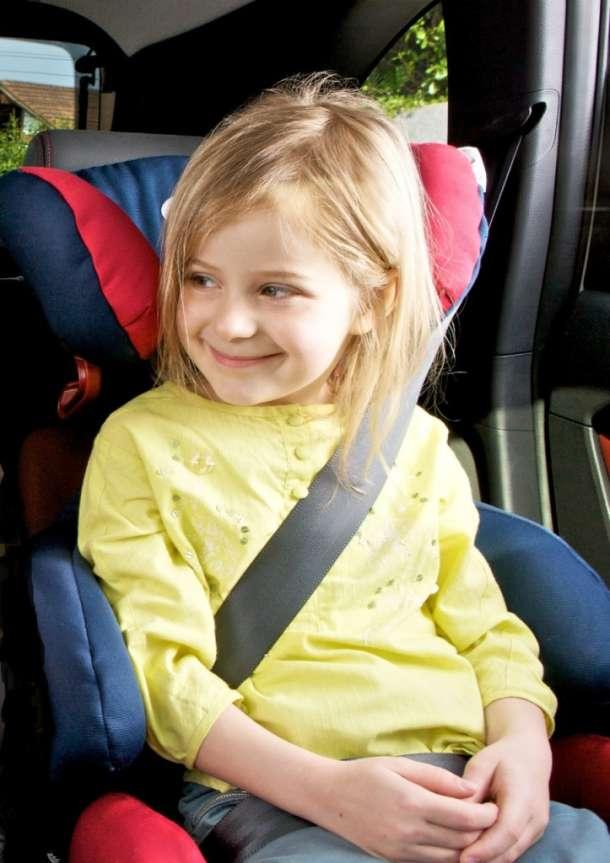 Dečija sedišta i kako se koriste