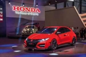 Nova Honda Civic Type R koncept!