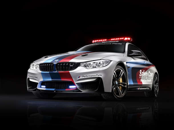 BMW M – zvanični automobil MotoGP šampionata