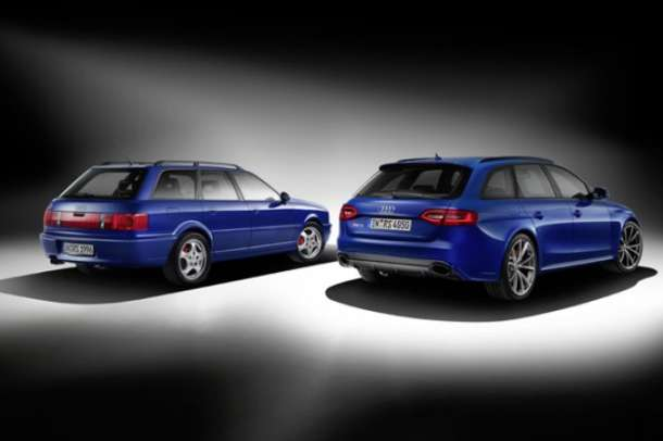 Audi RS 4 Avant Nogaro selection - Jubilarni model po uzoru na Audi Avant RS2