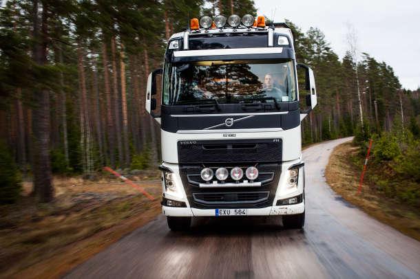 Manje povreda na radu kada se koristi Volvo dinamičko upravljanje