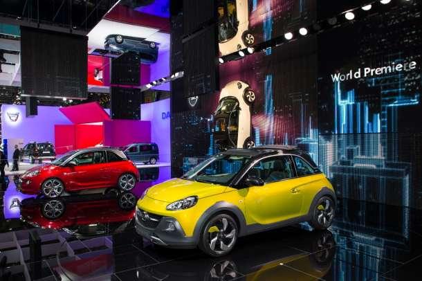 Opel sa tri premijere u Ženevi