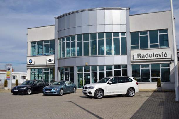 Novi BMW X5 spreman za probne vožnje!
