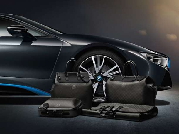 Louis Vuitton prtljag za BMW i8
