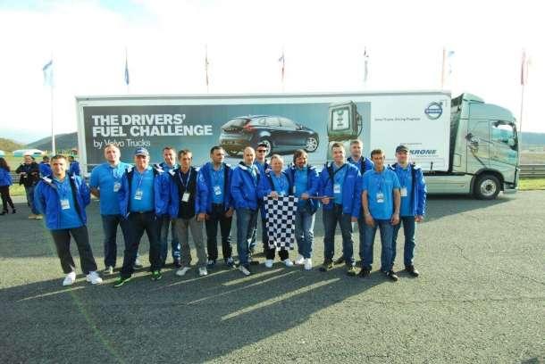 Volvo šampionat u ekonomičnoj vožnji