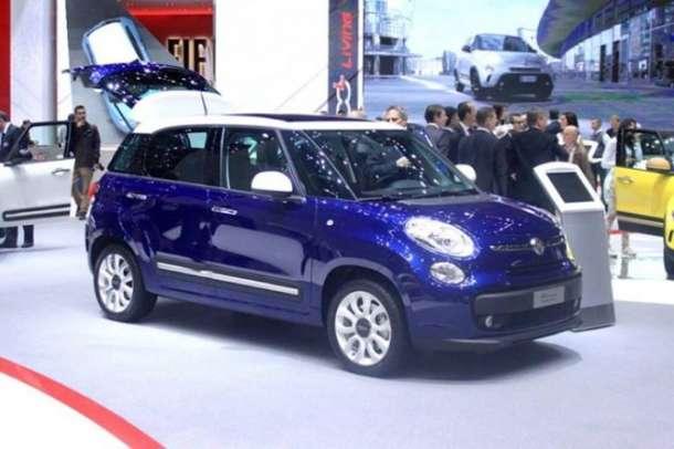 Novi Fiat 500L za 2014.