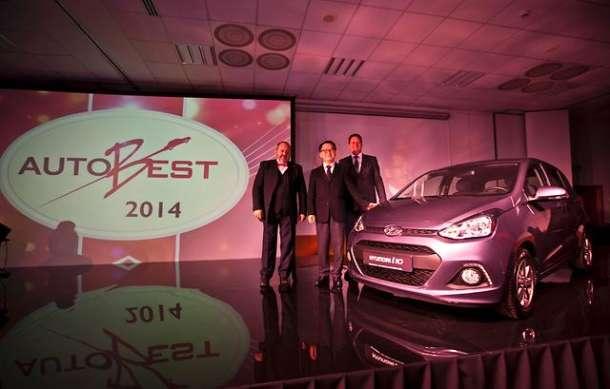 Hyundai i10 osvojio Autobest 2014
