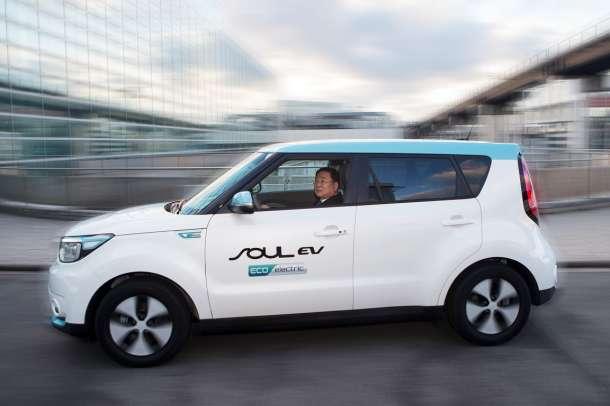 Evropski debi novog Kia Soula EV električnog vozila