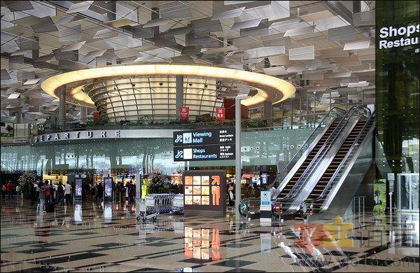 Singapurski aerodrom najbolji na svetu