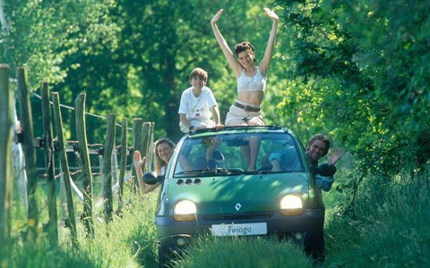 Renault Twingo: prvih 20 godina