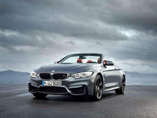 Potpuno novi BMW M4 Convertible!