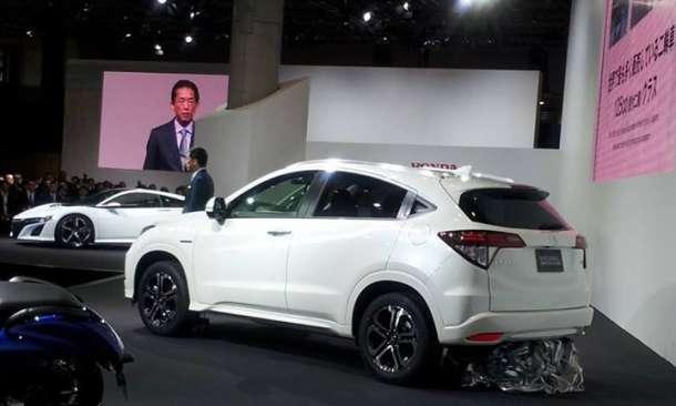 Honda Vezel 3