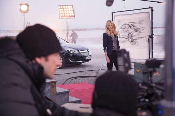 Klaudija Šifer promoviše nove Opel Merivu i Mokku
