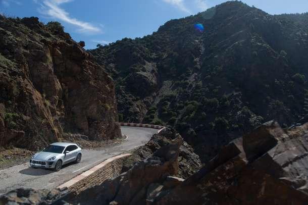 Porsche Macan Maroko 5