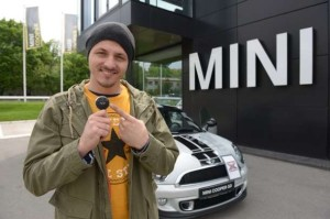 MINI Coupe Cooper SD za pobednika X-Faktora