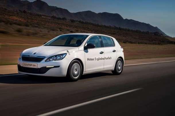 Rekordno niska potrošnja Peugeot-a 308