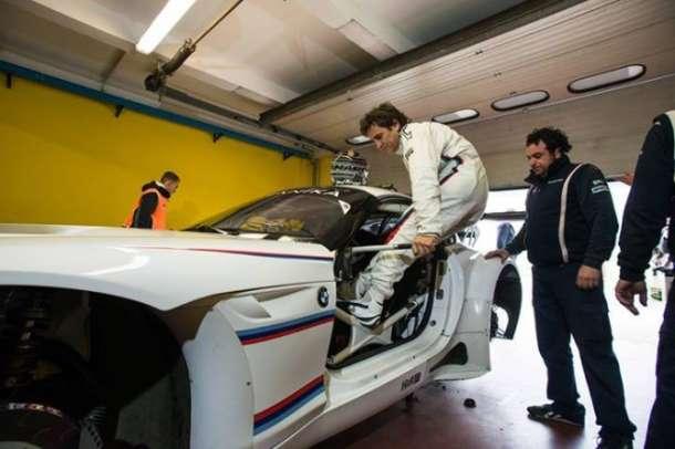 Priča o neverovatnom povratku BMW vozača Alexa Zanardija