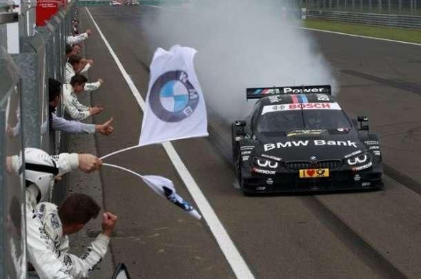 Druga pobeda za BMW u DTM-u!