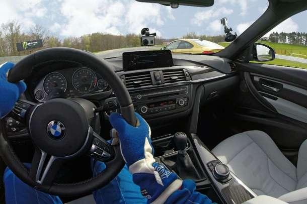 BMW integriše GoPro kamere