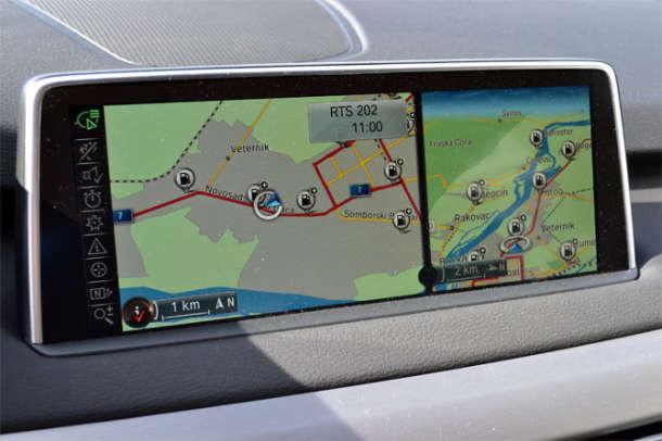 Uz Bmw Navigacione Sisteme I Mape Srbije