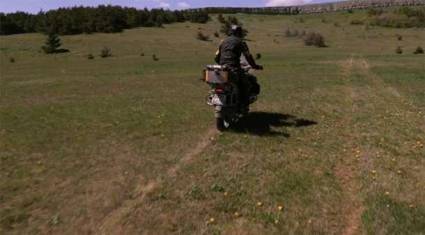 Od Moskve do Sevastopolja na BMW motociklu