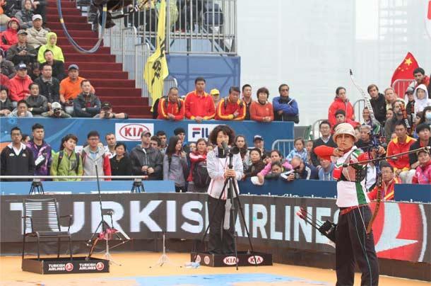 Turksh Airlines - Nastavlja se saradnja sa svetskom streličarskom asocijacijom