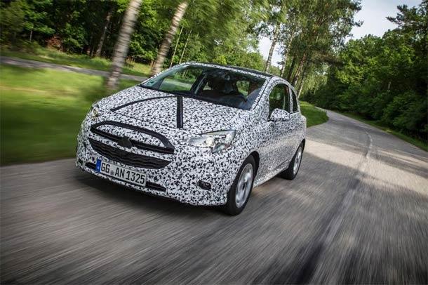 Nova Opel Corsa dolazi na tržište krajem 2014
